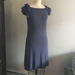 ☀️ Cynthia Rowley Grey Dress